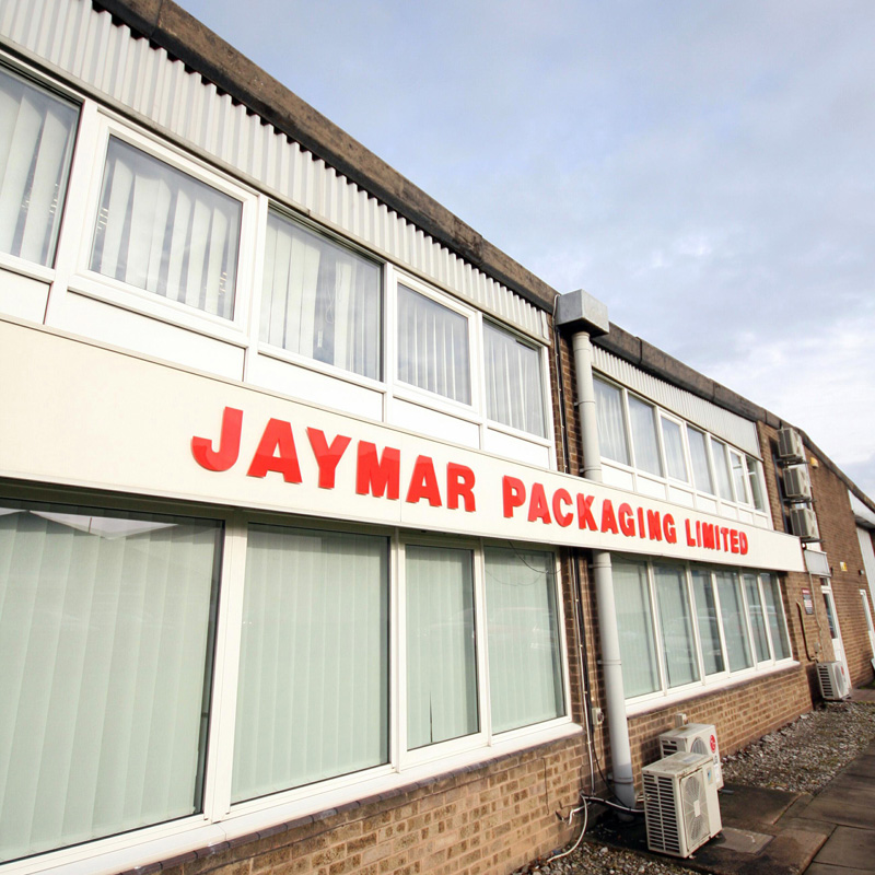 Jaymar packaging premises